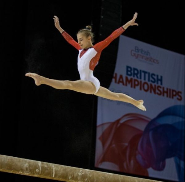 Ruby Stacey - 2018 British Championships